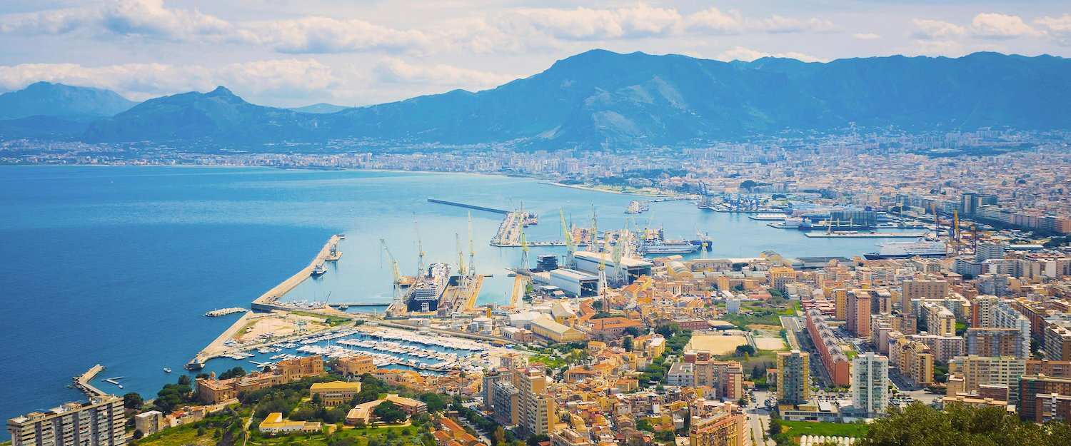 A view over Palermo