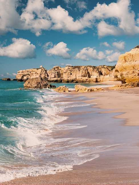 Beach of Albufeira