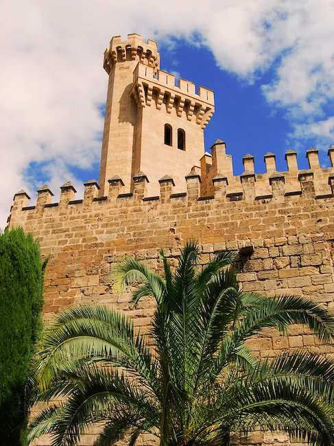 Tower in Palma