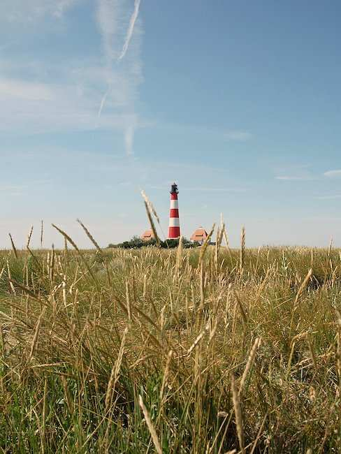 Lighthouse in Sankt Peter-Ording