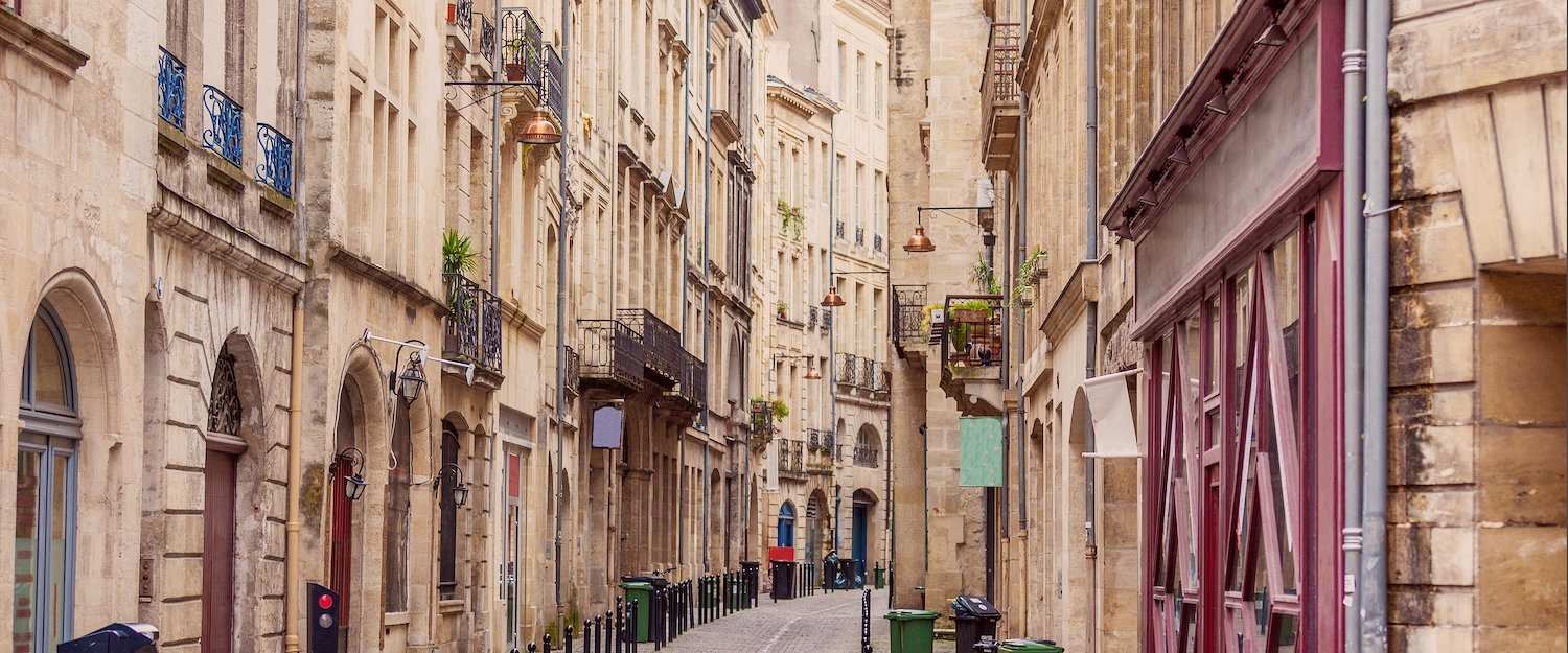 Old Town of Bordeaux
