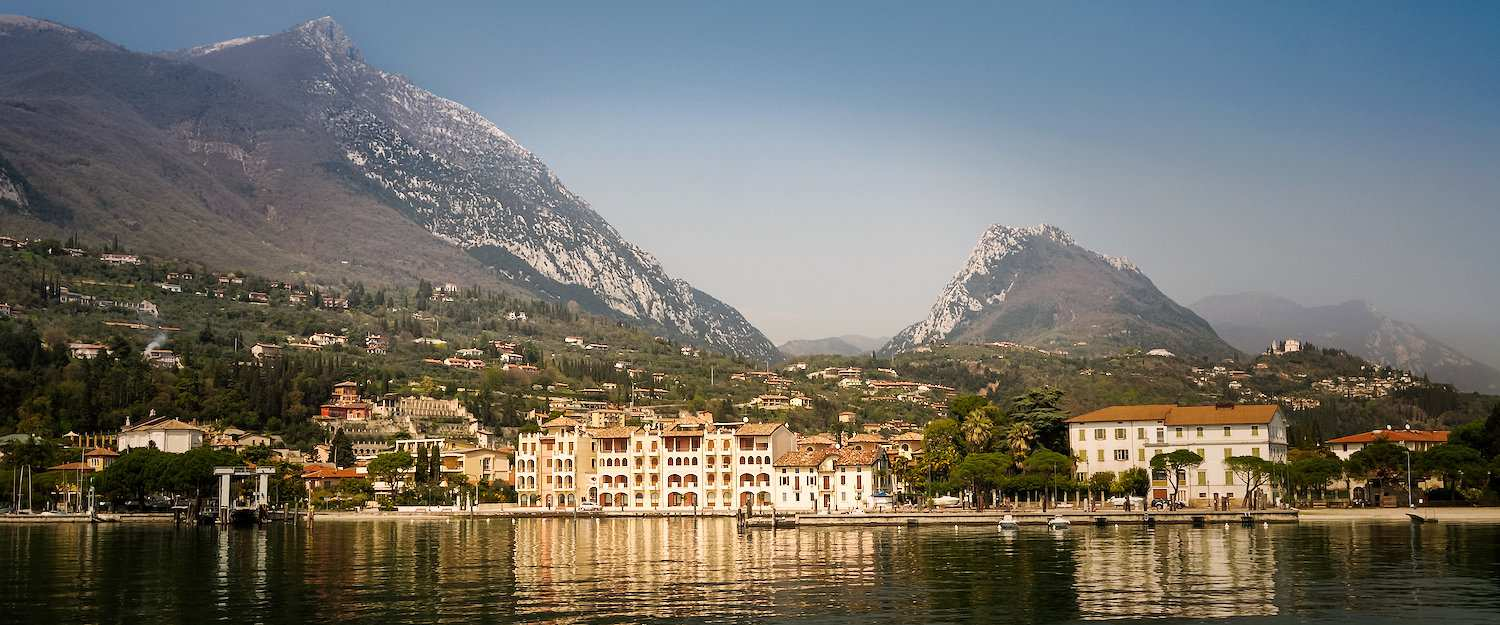 Tremosine am Gardasee