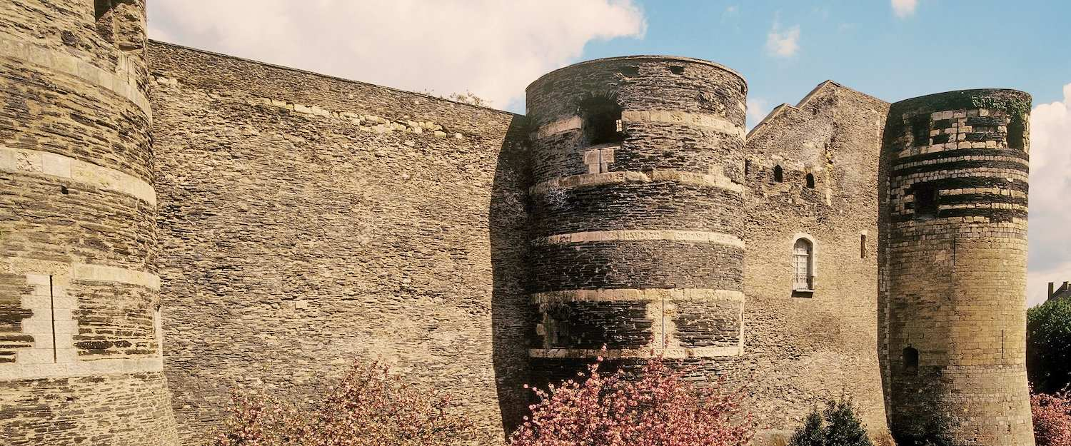 Forteresse Angers