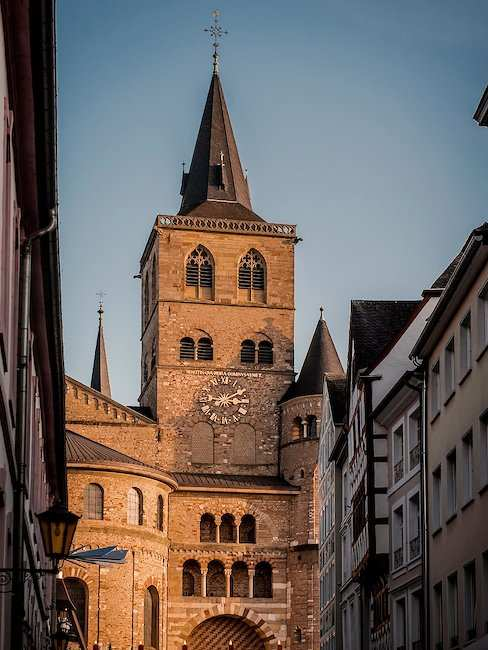 St. Peter Kirche in Trier