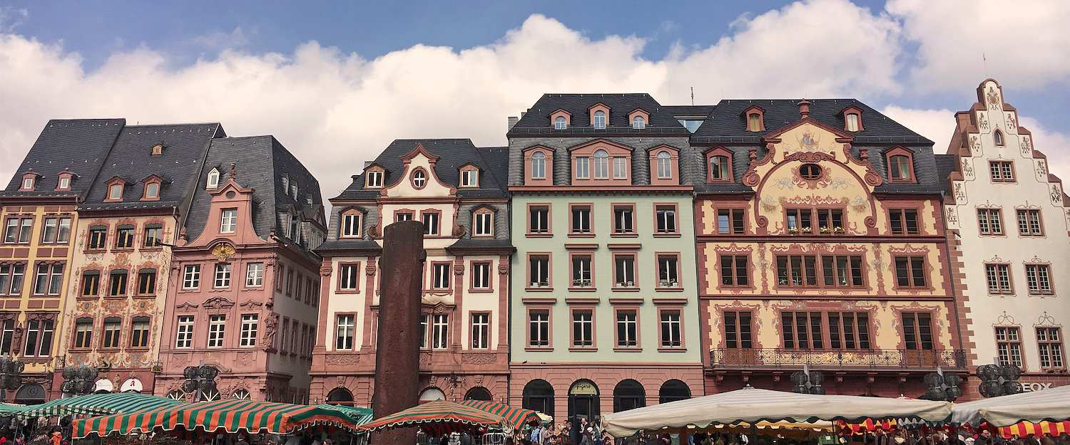 Oude stad Mainz