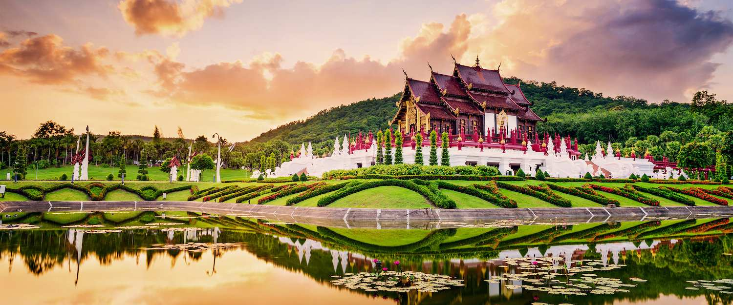 Royal Park Rajapruek, Chiang Mai