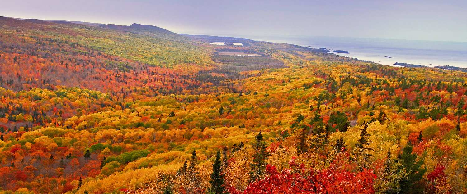 Fall in the Upper Peninsula of Michigan