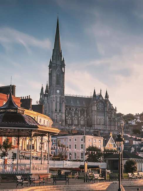Visit the historic city of Cork.