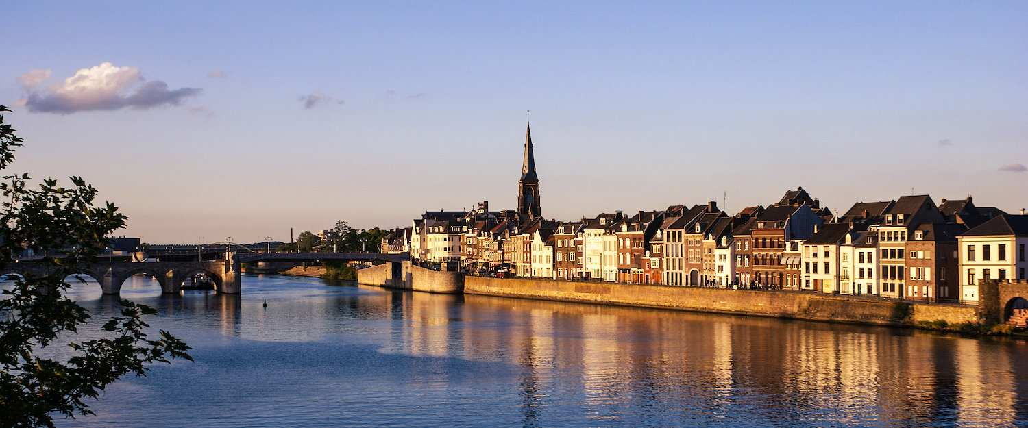 Maastricht on the Meuse