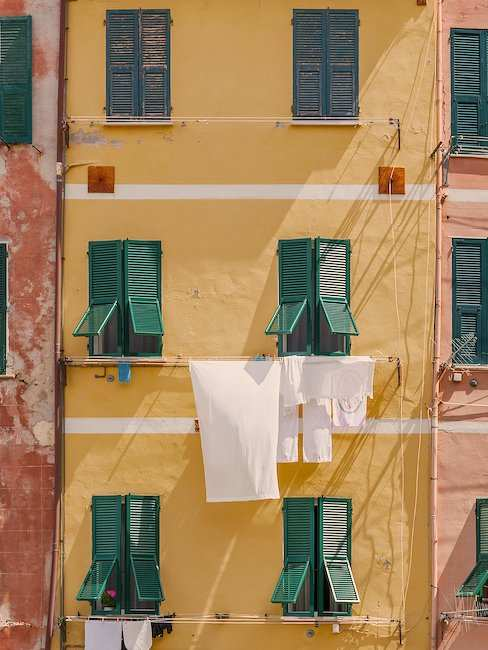 Typical Italian architecture